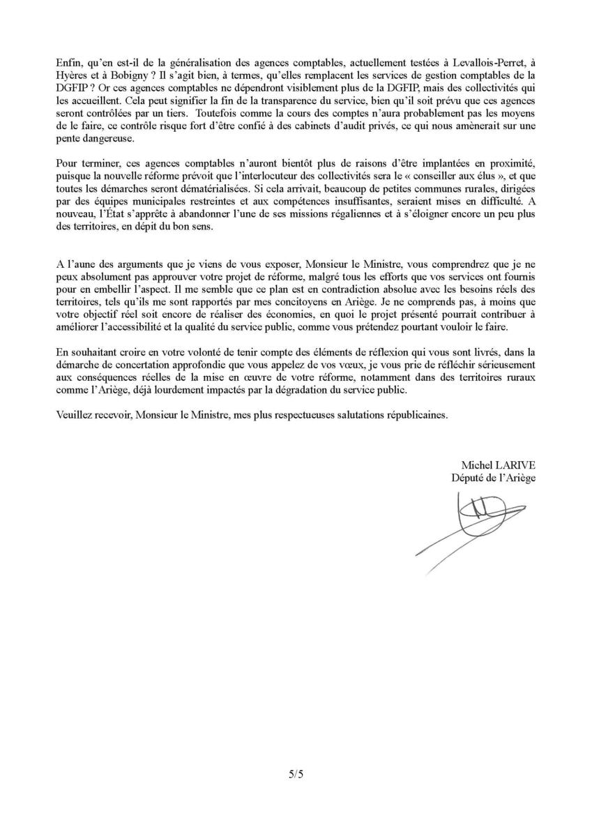 Courrier Darmanin Page 5